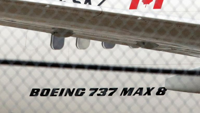 Boeing has grounded the plane worldwide