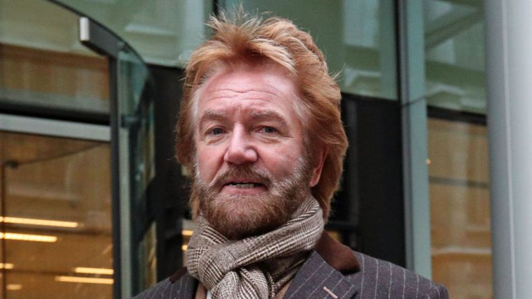 Edmonds allegedly fell victim to fraud by former staff at HBOS Reading