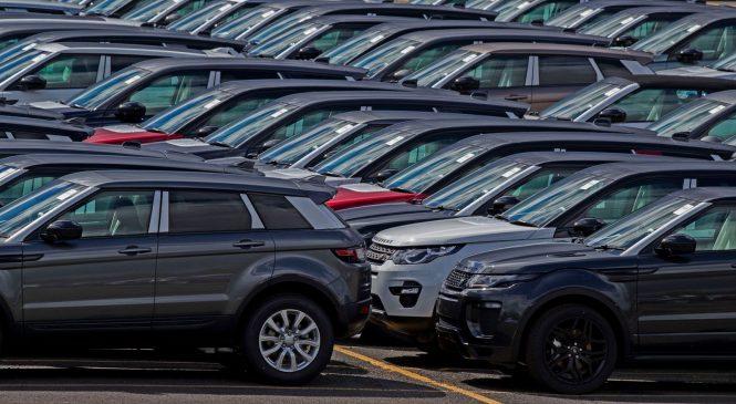 UK economy shrank in April after Brexit car plant shutdowns