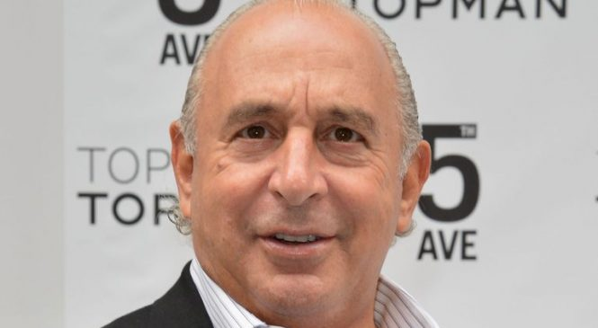 Sir Philip Green charged with assault for 'touching pilates teacher'