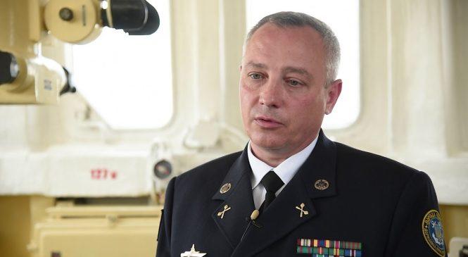 U.S. Navy prepares for 'Sea Breeze 2019' naval exercises in Ukraine