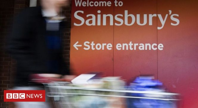 Sainsbury's sales slide despite deep discounts