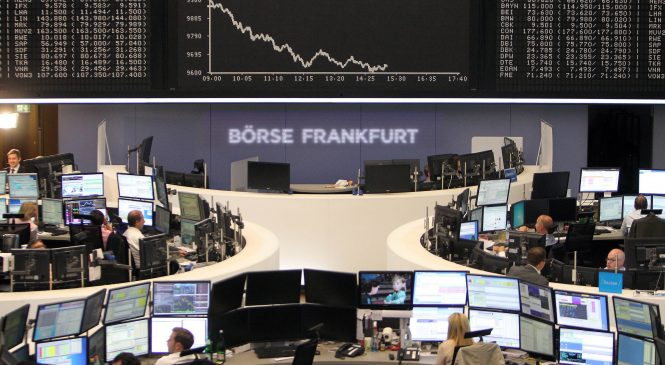 European stocks trade higher on hopes of a Fed rate cut; Publicis down 8.5%