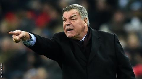 Sam Allardyce turns down Newcastle United approach to return as manager
