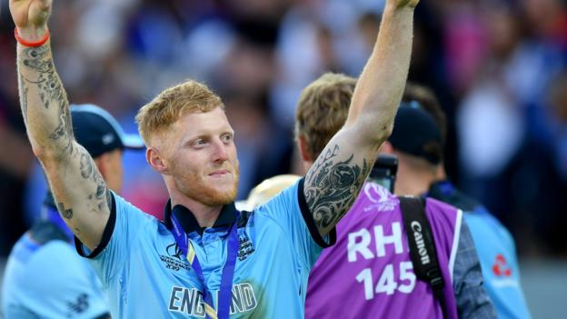 Ben Stokes: England cricketer nominated for New Zealander of the Year Award