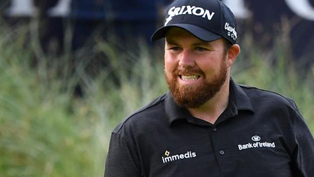 The Open 2019: Shane Lowry 'dreaming' of win after sensational round of 63
