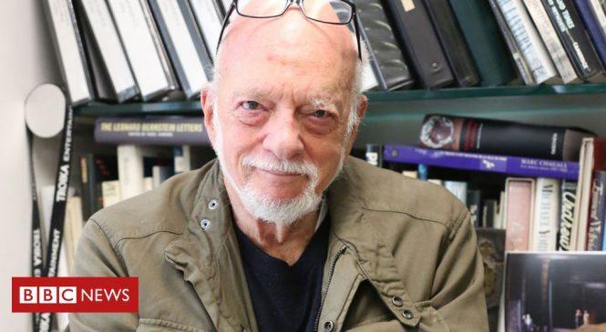 Broadway producer Hal Prince dies aged 91