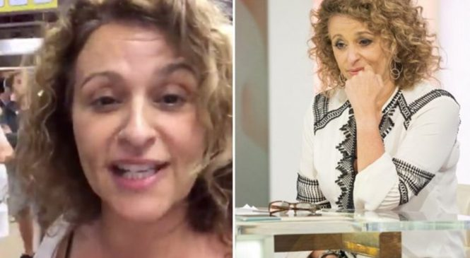 Loose Women's Nadia brands EasyJet a 'disgrace' as she's left stranded for two days