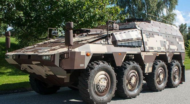 BAE Systems, Rheinmetall launch military vehicle joint venture