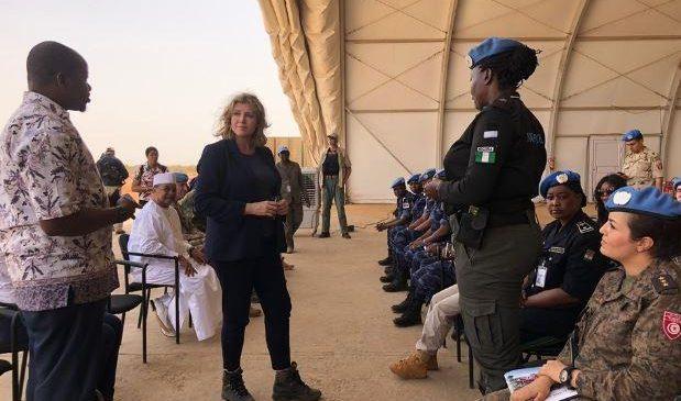 Britain to send 250 troops to U.N. peacekeeping mission in Mali