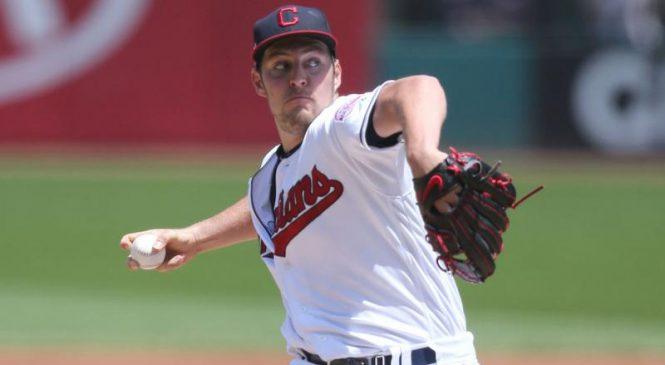 Cleveland Indians dealing Trevor Bauer to Cincinnati Reds in 3-team trade