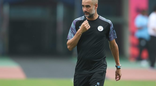Man City vs Kitchee: How to live stream friendly clash online for free plus UK kick-off time and team news