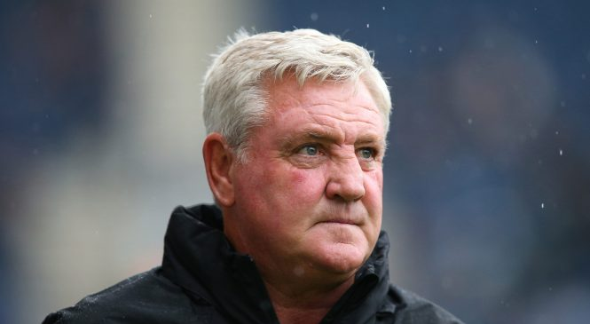 Steve Bruce EXCLUSIVE: Newcastle boss believes he can end Magpies' long-awaited search for silverware
