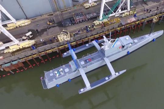 Navy seeks proposals for unmanned surface vessel