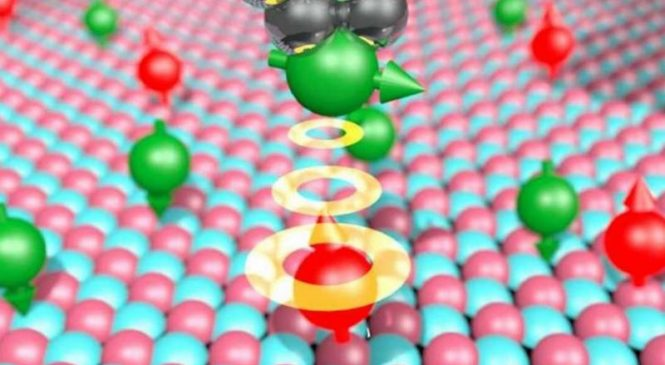 Scientists perform world's smallest MRI on single atoms