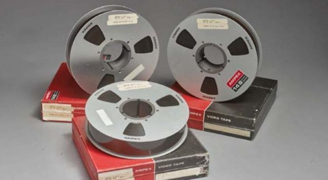 Three original NASA moon-walk videos auctioned off for $1.8M