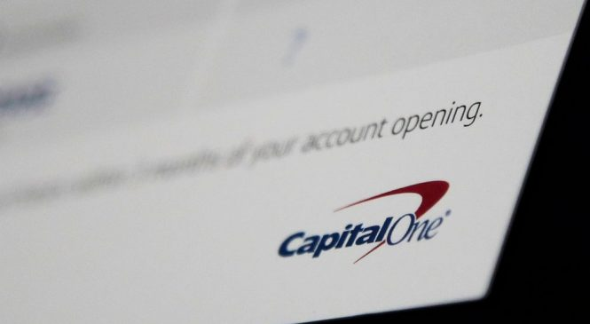 Capital One target of massive data breach