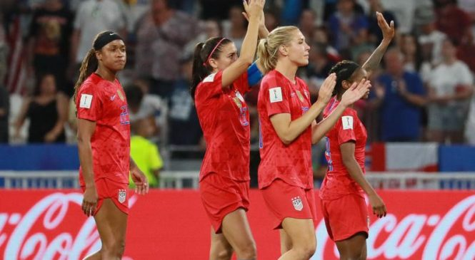 Women's World Cup soccer: How to watch USA vs. Netherlands, betting odds