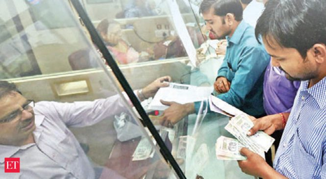 Banking sector performance improved due to fall in bad loans in 2018-19: Economic Survey