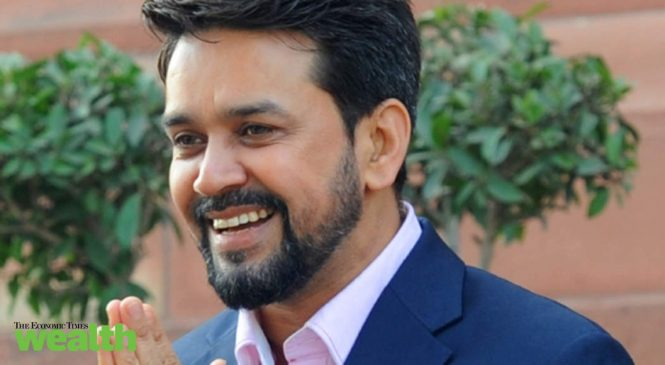 No separate law yet to ban cryptocurrency in India: Anurag Singh Thakur