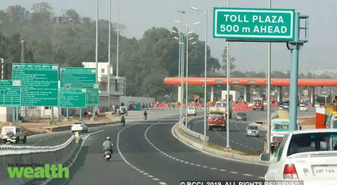 E-tolling mandatory across national highways from December this year