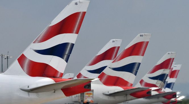 BA faces £183m fine over customer data breach