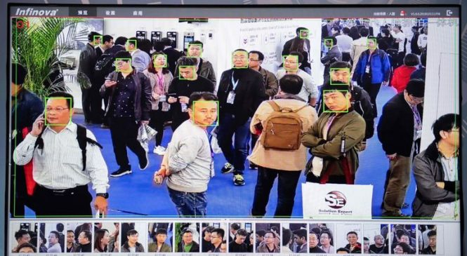 Facial recognition in China 'spot on' – Met Police Federation