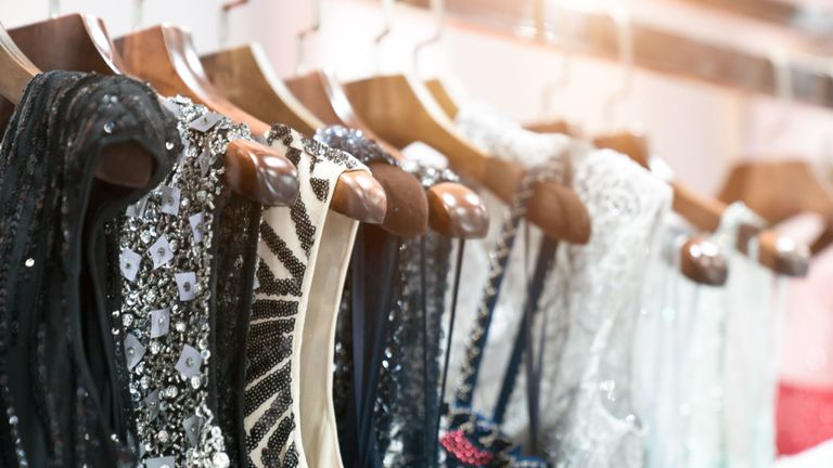 Clothing production has a major impact on the environment