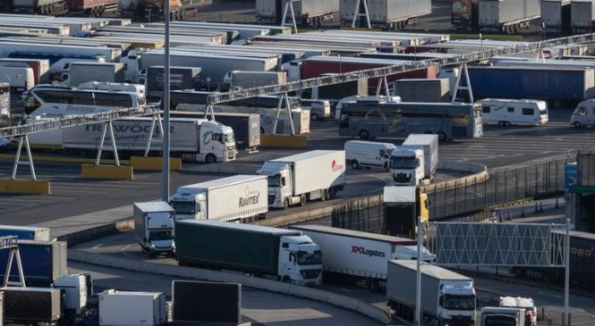 Hauliers face increased fines under new no-deal Brexit powers