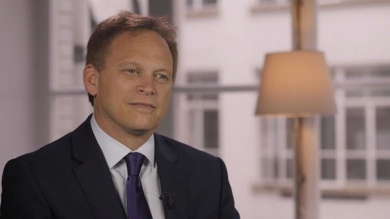 Grant Shapps says the powers are important