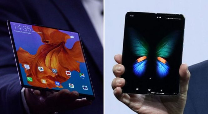 Samsung's troubled folding phone ready after fix