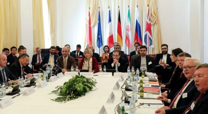 Britain, France and Germany air fears over Iran nuclear deal