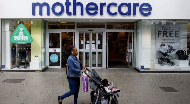 Mothercare recovery falters as it plots UK spin-off