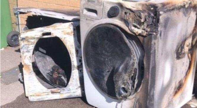Whirlpool recalls 500,000 fire-risk tumble dryers