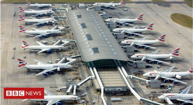 Heathrow in last-minute talks to avert strikes