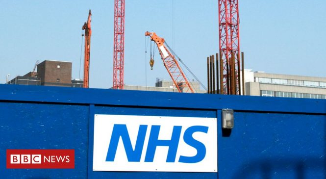 20 NHS building projects given green light