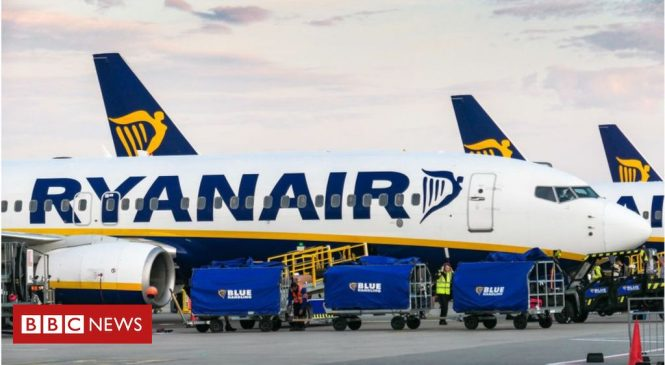Ryanair pilots vote for strike action