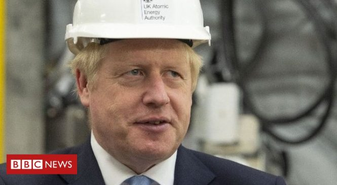 PM vows to 'supercharge' UK science with fast-track visas