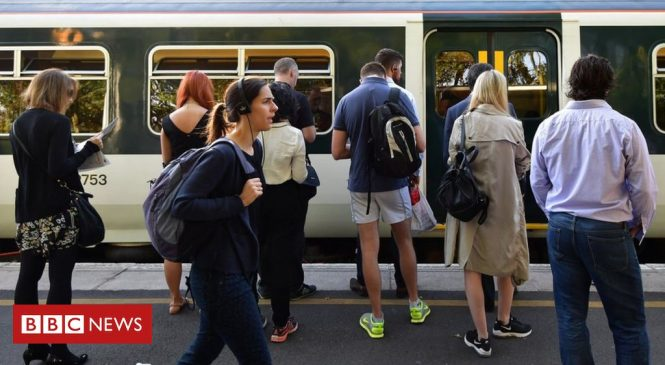 Rail fares set to rise again by up to 2.8%
