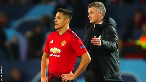 Alexis Sanchez: Manchester United forward will 'come good' this season – Solskjaer