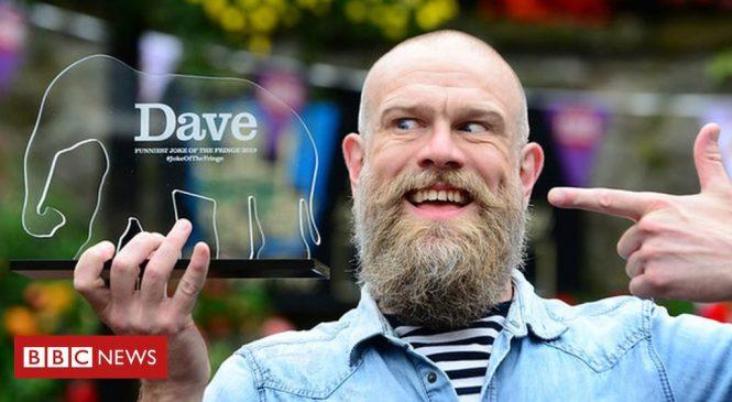 Vegetable joke is funniest gag at the Edinburgh Fringe