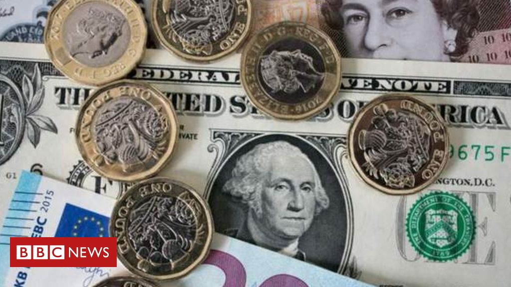 Pound falls as Queen asked to suspend Parliament