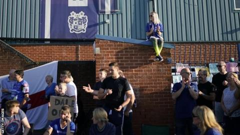 Bury expelled from EFL: C&N Sporting Risk say financial issues 'insurmountable'