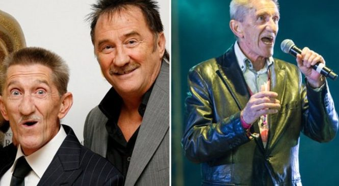 Paul Chuckle in heartbreaking tribute to brother Barry on anniversary of his death