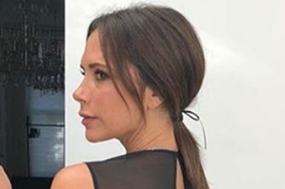 Victoria Beckham shows off incredible figure in stringy bikini on date with David
