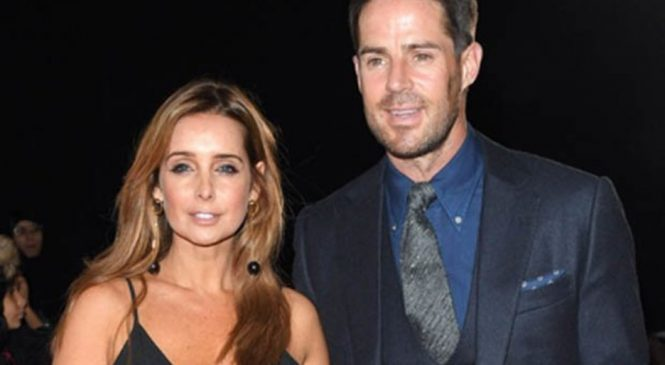 Louise Redknapp blames Jamie 'trauma' of divorce for driving through red light