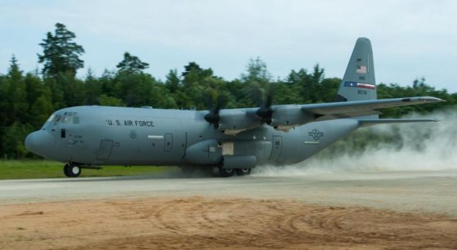 Air Mobility Command grounds 123 U.S. Air Force C-130s due to 'atypical cracks'