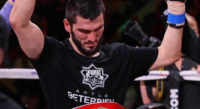 Artur Beterbiev vs Oleksandr Gvozdyk officially announced for October 18 in Philadelphia