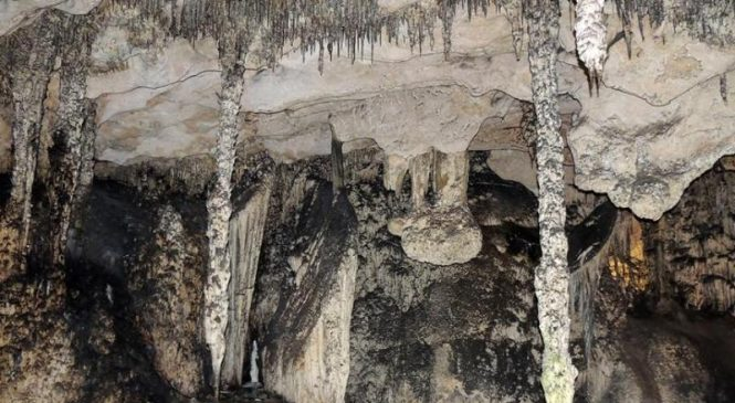 Cave deposits suggest Earth experienced dramatic sea level rise 4 million years ago
