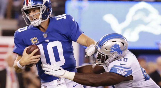 Detroit Lions LB Jarrad Davis to undergo MRI after suffering ankle injury
